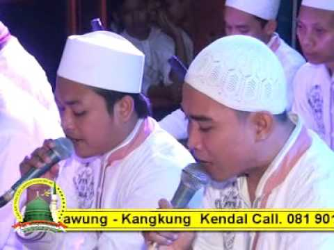 Al- Muqorrobin - Ya Habibal Qolbi   Nurul Musthofa   Dawini   [Kang Rochim feat Kang Anas]