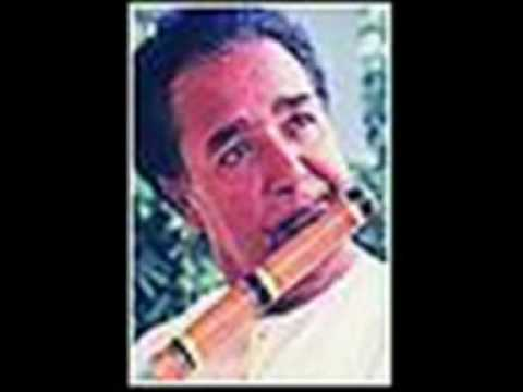 Pankh hote to udd aati re-Instrumental on flute by Salamat Hussain...