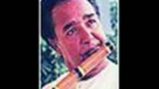 Pankh hote to udd aati re-Instrumental on flute by Salamat Hussain