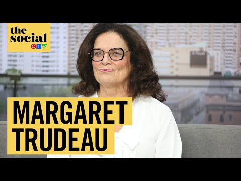 Margaret Trudeau shares a fond memory of Andy Warhol | The Social