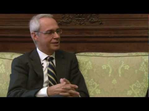 Entretien avec ANDREA CAVALLARI, Consul Général d'Italie à Paris