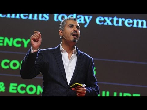 A global culture to fight extremism - Maajid Nawaz