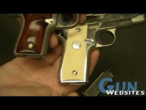 Colt .380 Pocket Pistols
