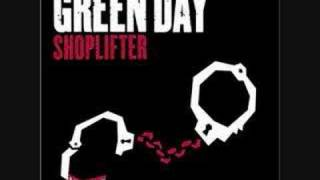 Watch Green Day Shoplifter video