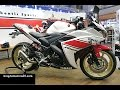 Yamaha YZF-R25 ABS Authentic Sports : Tokyo Motorcycle Show 2016