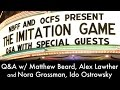OCFS - The Imitation Game Q&A w/  Matthew Beard, Alex Lawther, Nora Grossman, and Ido Ostrowsky