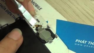 Hướng Dẫn Thay Màn Hinh iPhone 5 | Phát Thành Mobile