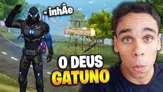 O DEUS GATUNO!! ELE VEM COM HABILIDADE EXTRA?? FREE FIRE