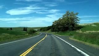 Lewiston, Idaho to Moscow via US 95 North