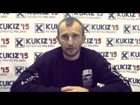 Adam Kiełczewski SAM NA SAM Debata Szydło-Kopacz