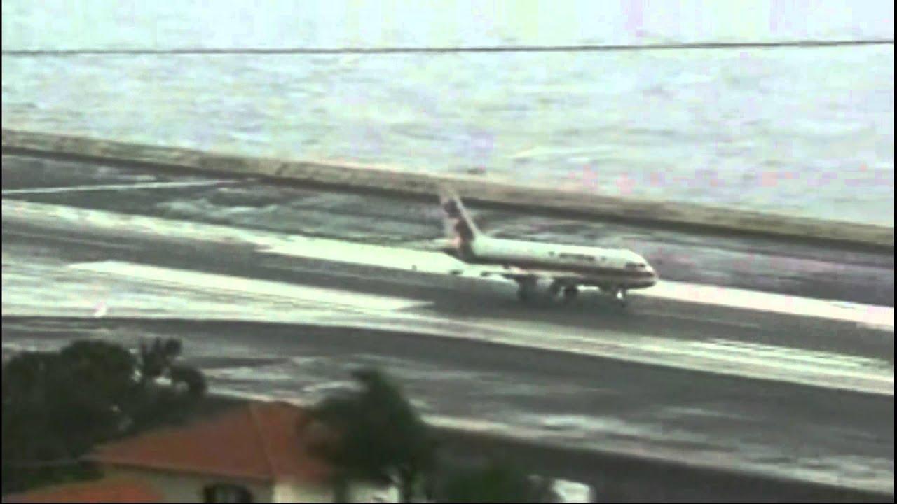 Crazy Airplane Landings Crazy Crosswind Landings at