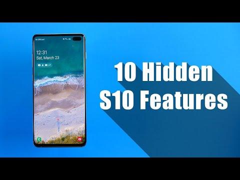 10 Galaxy S10 Hidden Features (One UI)