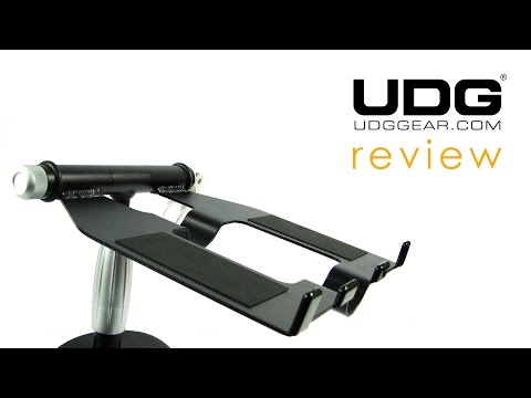 UDG Creator Laptop Stand Review