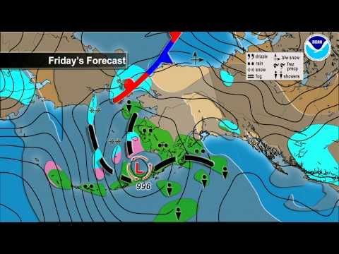 April 23, 2015 Alaska Weather Daily Briefing