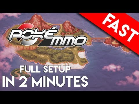 PokeMMO How to Play Online PC: Full Setup and Play in 2 Minutes (Pokemon Online)