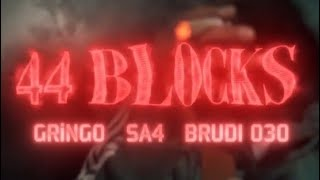 GRiNGO x SA4 x BRUDI030 - 44BLOCKS 📽 (PROD.GOLDFINGER) #4BLOCKS #STAFFEL2
