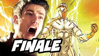 The Flash 3x23 - TOP 10 The Flash vs Savitar WTF and Easter Eggs