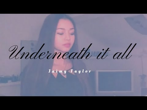 Violetta 3 (Disney)-  Underneath it all - Cover by Jaimy Taylor