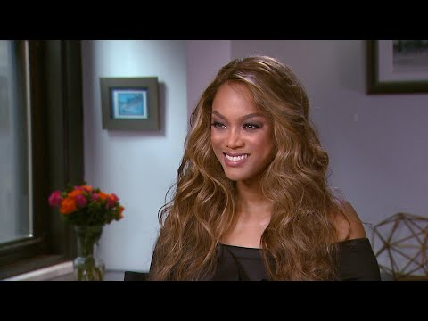 Tyra Banks Reveals Why She Came Out of Retirement for 'SI Swimsuit' 2019 (Full Interview)