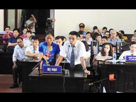 Vụ BS Hoàng Công Lương: Số tiền các gia đình các NN  đòi bồi thường tại tòa