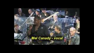 "Rudolf Mazač Kentonmania Big Band ""Superstition"" feat. Mel Canady voc."