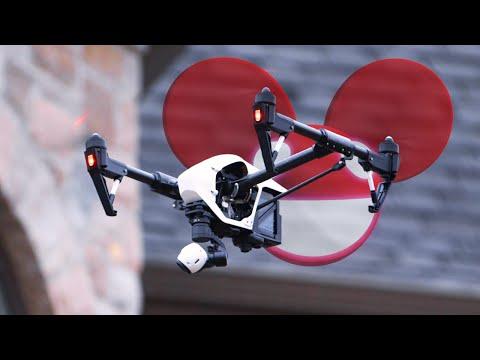 Exploring Drones with Deadmau5!