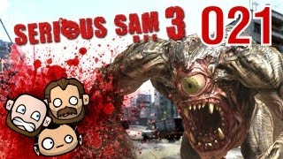 LPT: Serious Sam 3 #021 - Kick-Ass [720p] [deutsch]