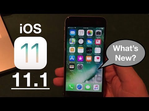 iOS 11.1 Beta 1 Released: Features, Performance, Bug Fixes Review!