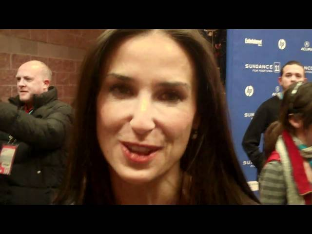 Sundance 2011: Demi Moore