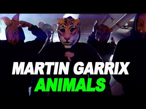 Martin Garrix - Animals OFFICIAL TV CENSORED VIDEO HD