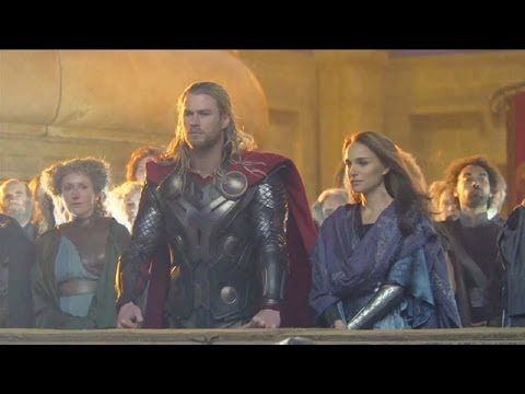 'Thor: The Dark World' Trailer Description