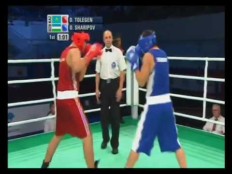 Heavyweight Finals (80+kg) - AIBA Junior World Boxing Championships 2011