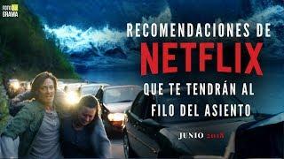 5 Recomendaciones de Netflix que te Tendrán al Filo del Asiento   Fotograma 24 con David Arce