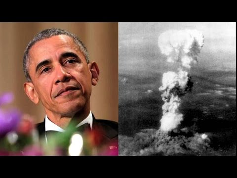 Obama to Make History with Hiroshima Visit, as U.S. Quietly Upgrades Nuclear Arsenal