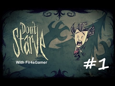 [Fir4sGamer] Don't Starve / فراس قيمر لا تجوع