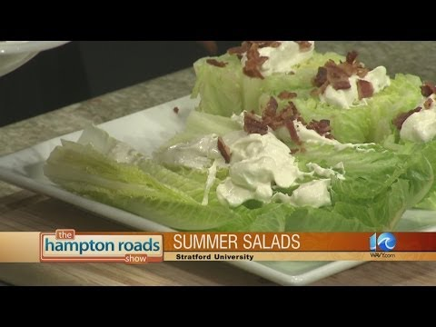 Summer Salads from Stratford University