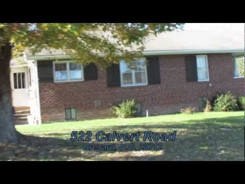 522 Calvert Road home for sale in Brevard NC