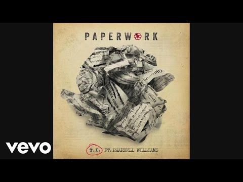 T.I. feat. Pharrell - Paperwork