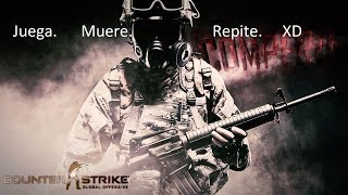 Dia de Disparos. Counter Strike