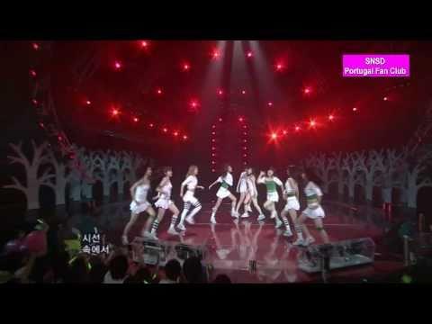 Snsd - 2007 Debut Stage (girls Generation 少女時代 Hd Live Mv Pv) video
