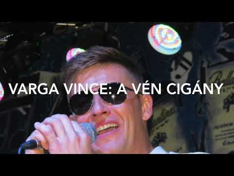 Varga Vince:A vén cigány