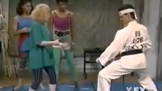 ha ha ha Super funny Karate teacher   Must watch
