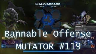 Starcraft 2 Co-op Weekly Mutation #119: Bannable Offense