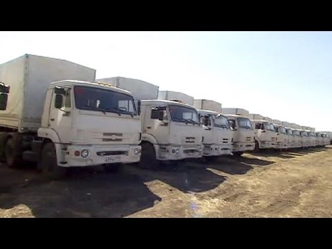 Russia announces plans for second aid convoy to Ukraine