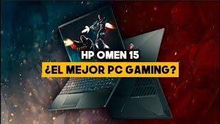 HP OMEN 15: El MEJOR PC GAMING para VIDEOJUEGOS y EDICIÓN DE VÍDEO