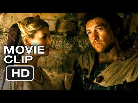 Wrath of the Titans #1 Movie CLIP - Gods Don't Die (2012) HD