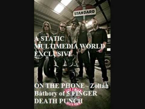 Zoltán Báthory Static Mutlimedia Exclusive Interview - Part 2