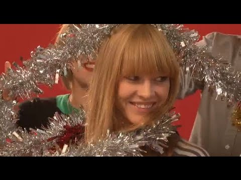 Behind The Scenes On NME's 2012 Christmas Cover Shoot