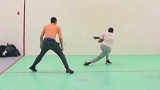 Zerega B doubles.. Jomar & Chullo vs Ryan and Danny