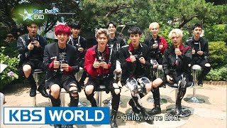 EXOs Interview Entertainment Weekly  2016.06.26